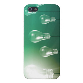 Creative Innovation and Glowing Concept as a Art iPhone 5 Cover