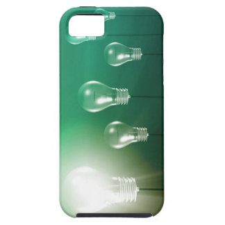 Creative Innovation and Glowing Concept as a Art iPhone 5 Covers