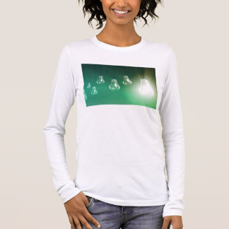 Creative Innovation and Glowing Concept as a Art Long Sleeve T-Shirt