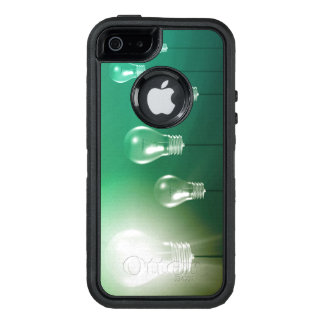 Creative Innovation and Glowing Concept as a Art OtterBox Defender iPhone Case