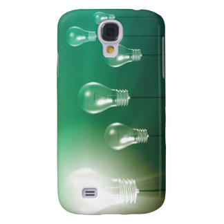 Creative Innovation and Glowing Concept as a Art Samsung Galaxy S4 Cases