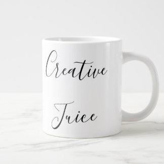 Creative Juice Large Coffee Mug