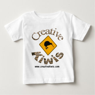 Creative Kiwis 2 Baby T-Shirt