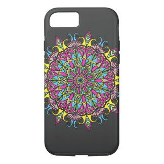 Creative Mandala Illustration iPhone 8/7 Case