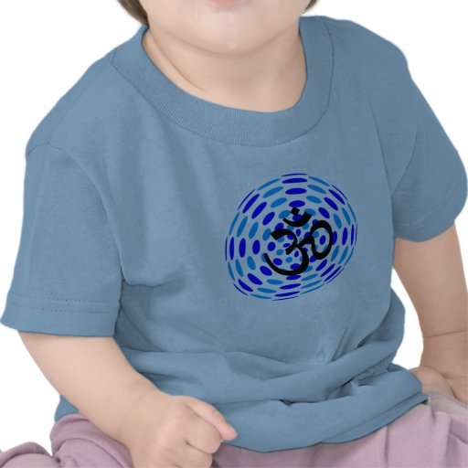 Creative Om - Baby Yoga Clothes Tee Shirts