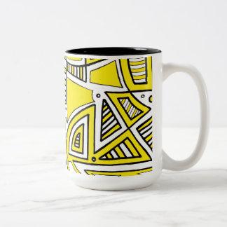 Creative Precious Grandiose Classic Two-Tone Mug