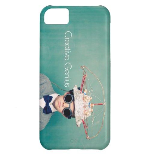 Creative smart phone case iPhone 5C cases