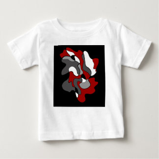 Creative spot - red baby T-Shirt