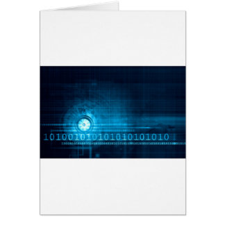 Creative Technology Greeting Card