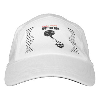 """""""Creative Thoughts Out The Box"""" Baseball Cap"""