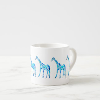 Creative Watercolor Giraffe Coffee/Espresso Mug