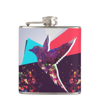 Creative Wings Flask