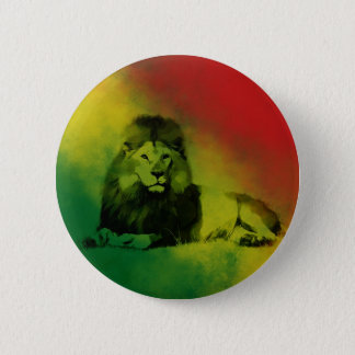 Creative Youth Lion 6 Cm Round Badge