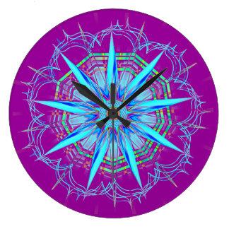 Creativity1 Large Clock