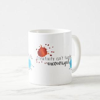 Creativity Isn't Taught Mug