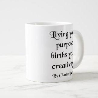 Creativity Large Coffee Mug