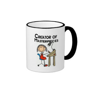 Creator of Masterpieces Tshirts and Gifts Mugs