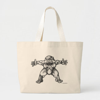 Creature Buddy Tote Bag