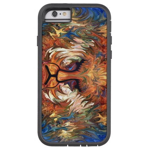 Creature by rafi talby iPhone 6 case