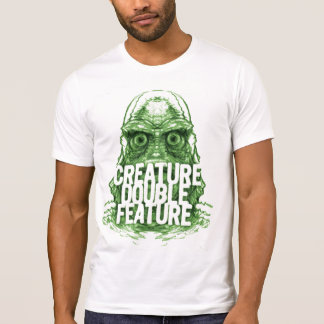 Creature Double Feature T-shirts