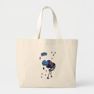 Creature from Outland Tote Bags
