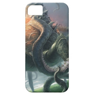 Creature From the Abyss Iphone 5 Case