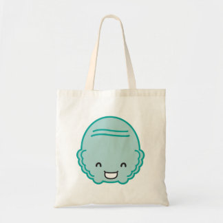 Creature from the Cute Lagoon Tote Bags