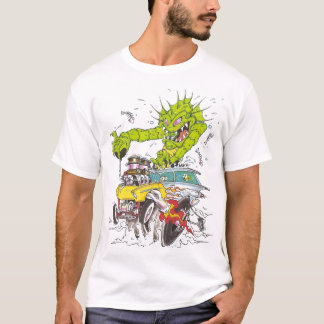 Creature from the Grease Lagoon T-Shirt