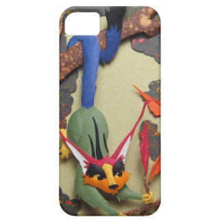 Creature in the Trees iPhone 5 Case