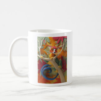 Creature in the Trees Mug