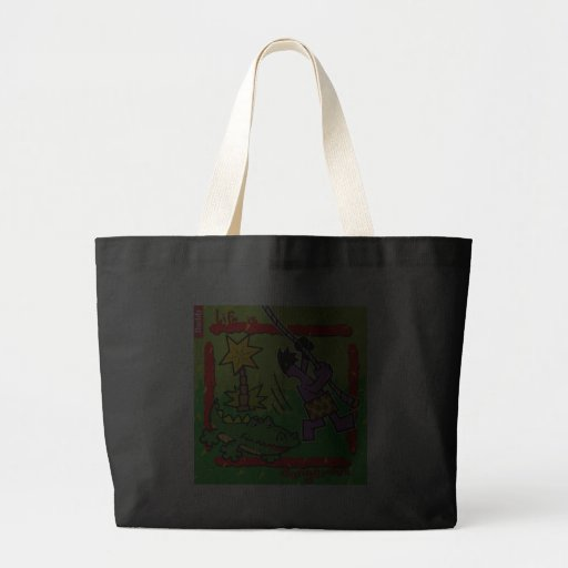 Creature, king of the jungle design bags