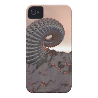 Creature of The Mountain iPhone 4 Cases
