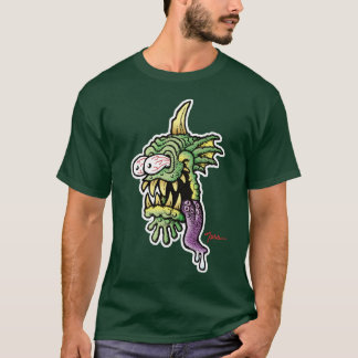 Creature of the Ness Lagoon T-Shirt