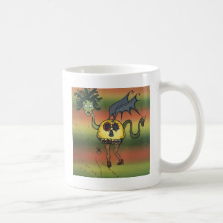Creature of the Night Basic White Mug