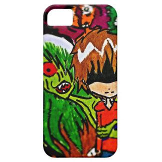 Creature of the night-case iPhone 5 case