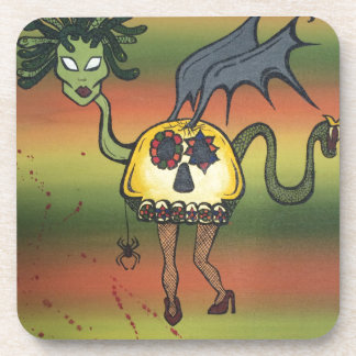 Creature of the Night Drink Coasters