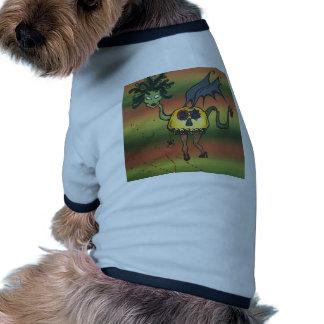 Creature of the Night Dog Tee Shirt