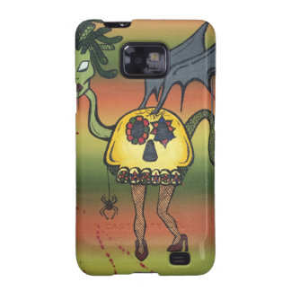 Creature of the Night Galaxy S2 Covers