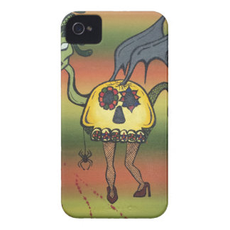 Creature of the Night iPhone 4 Cases