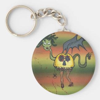 Creature of the Night Keychain