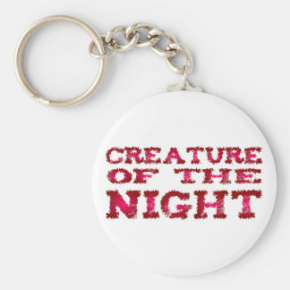 creature OF the night Keychains