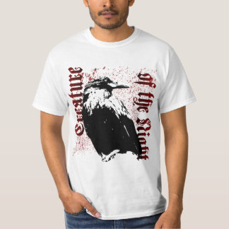 Creature of the Night - Light T T Shirt
