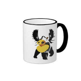 Creature t-shirt mugs