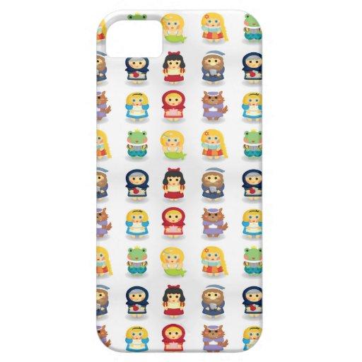 Creatures iPhone 5/5S Cases
