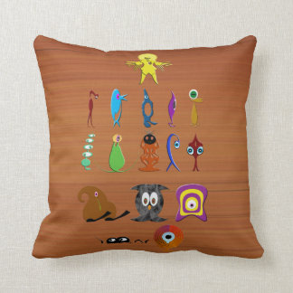 Creatures Cushion