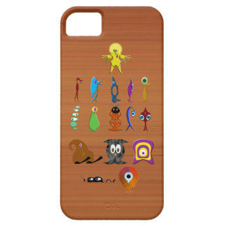 Creatures iPhone 5 Cover