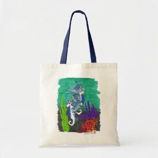 Creatures of the Sea Budget Tote Bag