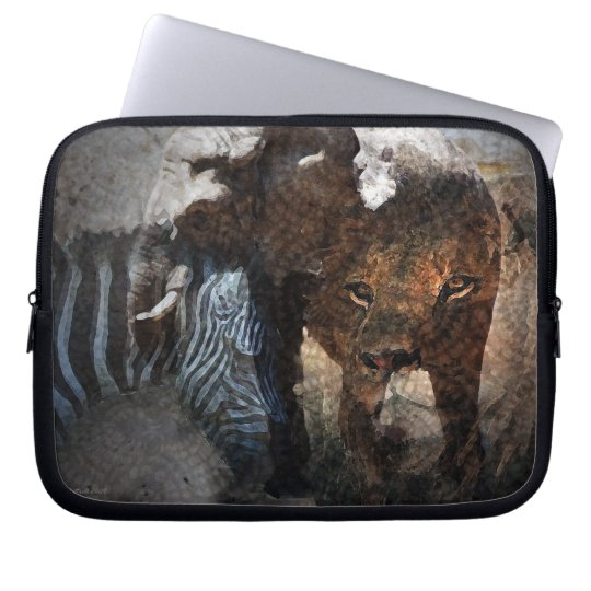 Creatures of the Wild Laptop Sleeve