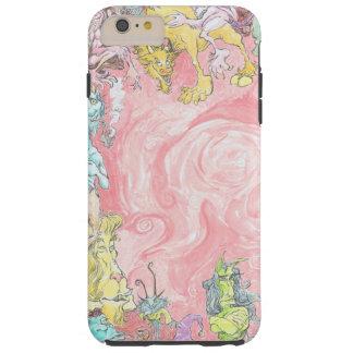 Creatures on a Iphone6 tough cover. Tough iPhone 6 Plus Case