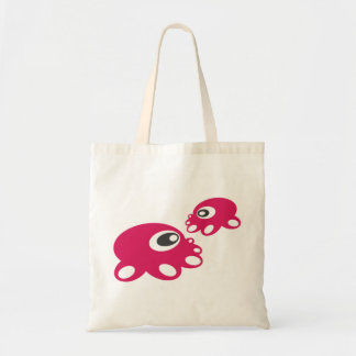 Creatures Budget Tote Bag